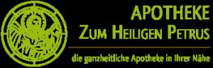 "Apotheke ""Zum Heiligen Petrus"", St. Peter-Hauptstraße 45, 8042 Graz, Telefon (0316) 47 14 42"